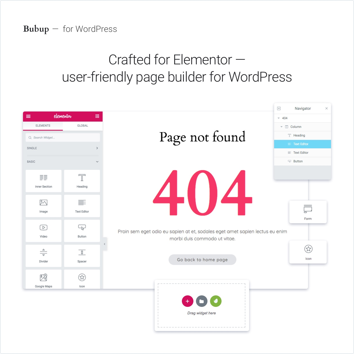 3-presentation Bubup — Kids Store & Baby Shop Elementor Template Kit theme WordPress